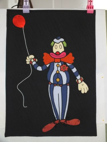 clown final