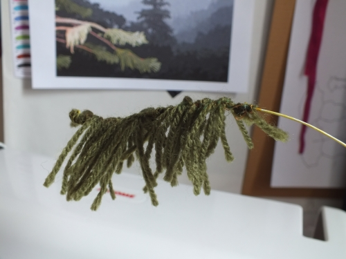 tree frond