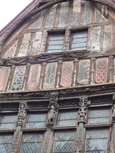 Oldest building in Caen