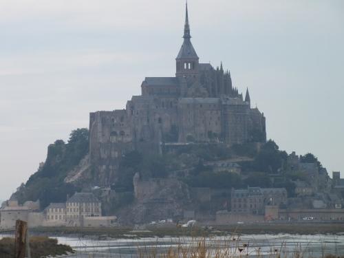 Isle Mont St Michel