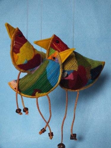 3 birdies