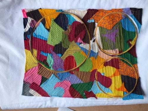 felt scrap fabric