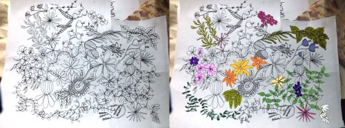 stitch doodles 3