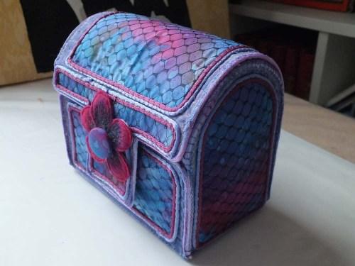 fabric chest
