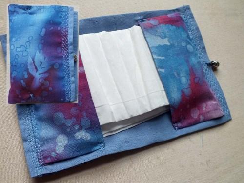 new tissue folder