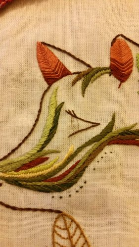 fox embroidery 2
