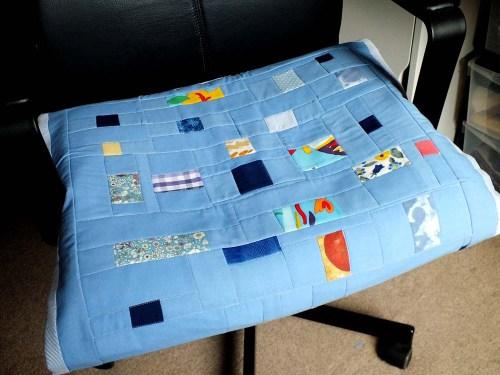 seat quilt