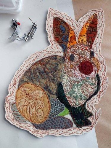 scribble rabbit