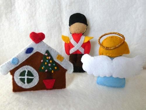 Advent calendar toys